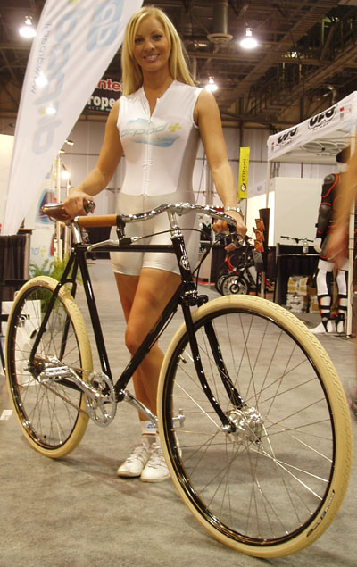 Pashley at Interbike